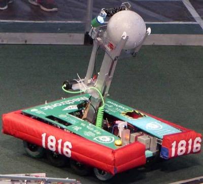 Robots - Edina Robotics